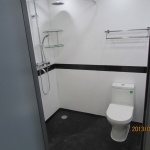 Modular Accommodation Shower Room