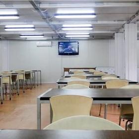 Multi Module Canteen Interior