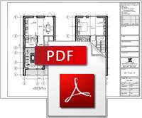 PDF Two storey villa project floor plans